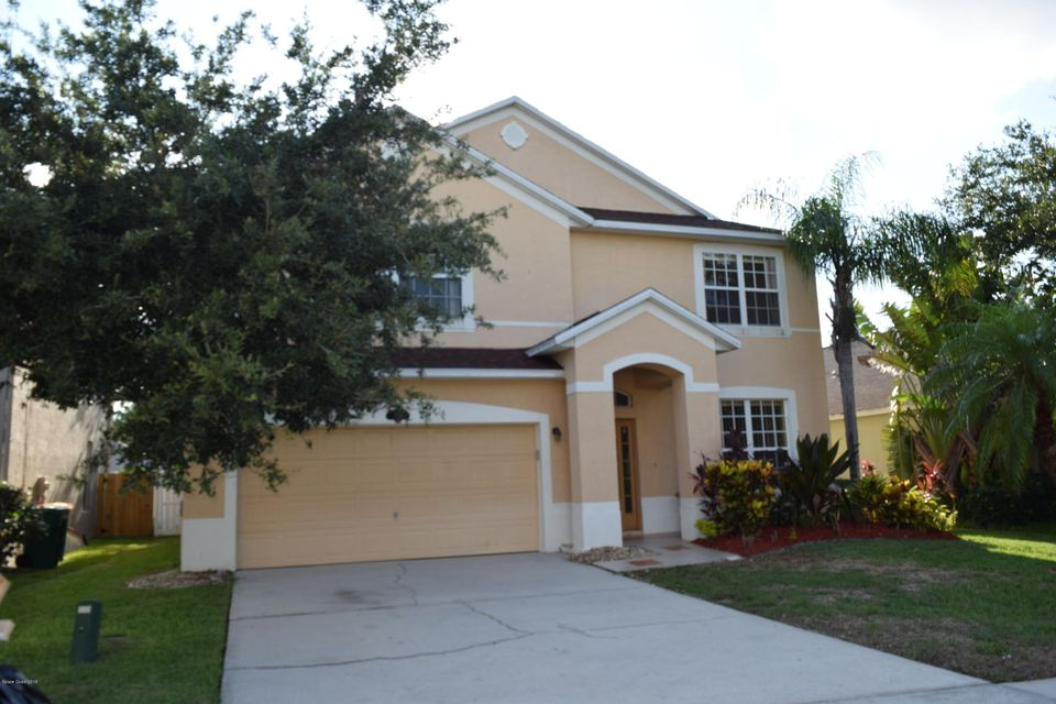 Single Family Home for Rent at 834 Sedgewood 834 Sedgewood West Melbourne, Florida 32904 United States