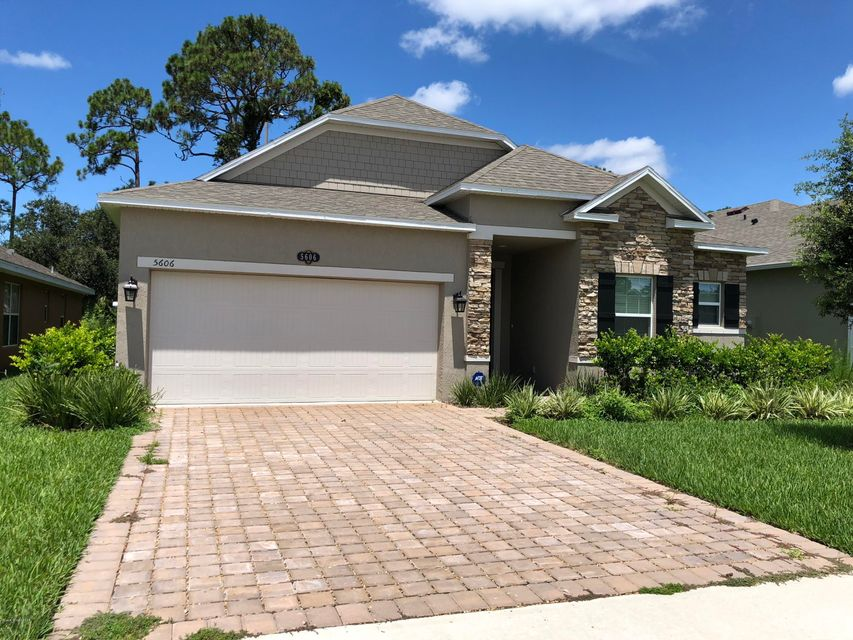 House for Rent at 5606 Enchanted 5606 Enchanted Titusville, Florida 32780 United States
