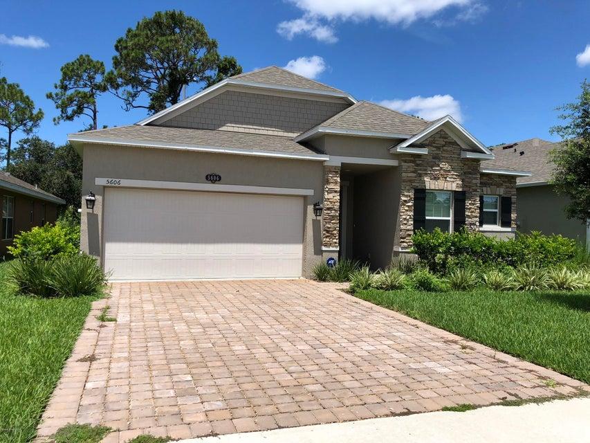 Villa per Affitto alle ore 5606 Enchanted 5606 Enchanted Titusville, Florida 32780 Stati Uniti
