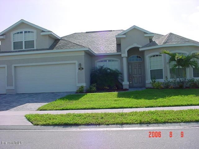 Casa Unifamiliar por un Alquiler en 1141 Tamango 1141 Tamango West Melbourne, Florida 32904 Estados Unidos