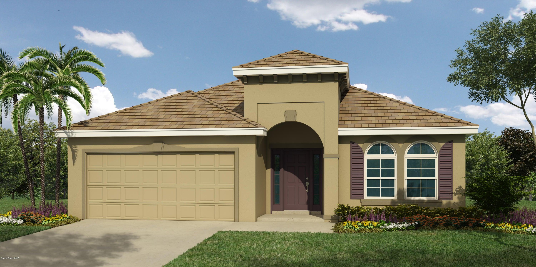 獨棟家庭住宅 為 出售 在 4459 Alligator Flag 4459 Alligator Flag West Melbourne, 佛羅里達州 32904 美國