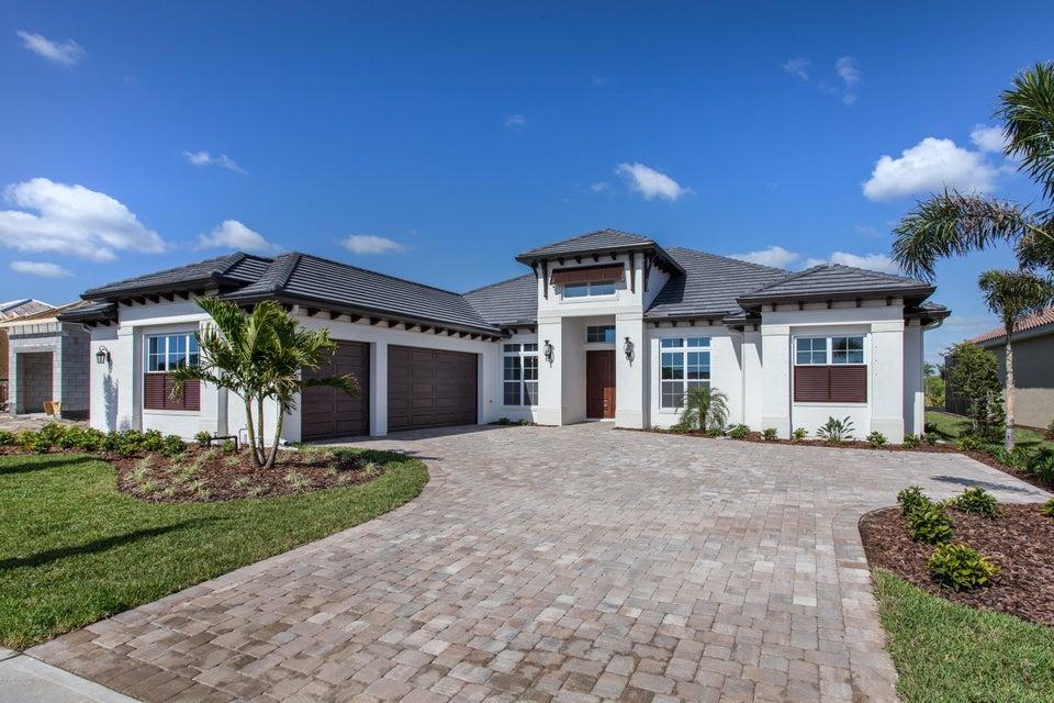 Moradia para Venda às 6685 S Tropical 6685 S Tropical Merritt Island, Florida 32952 Estados Unidos