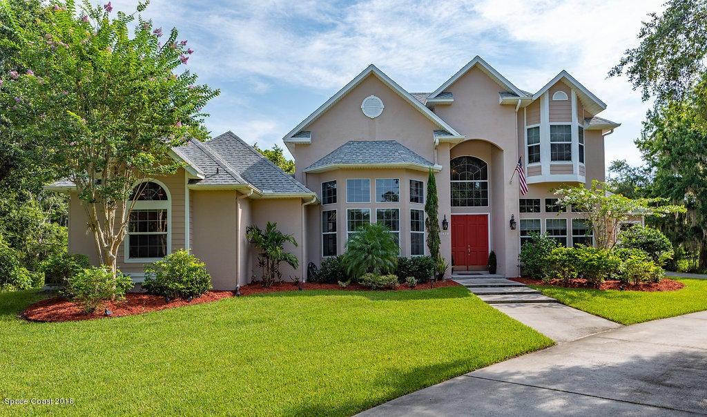 Nhà ở một gia đình vì Bán tại 5470 Canvasback 5470 Canvasback Mims, Florida 32754 Hoa Kỳ
