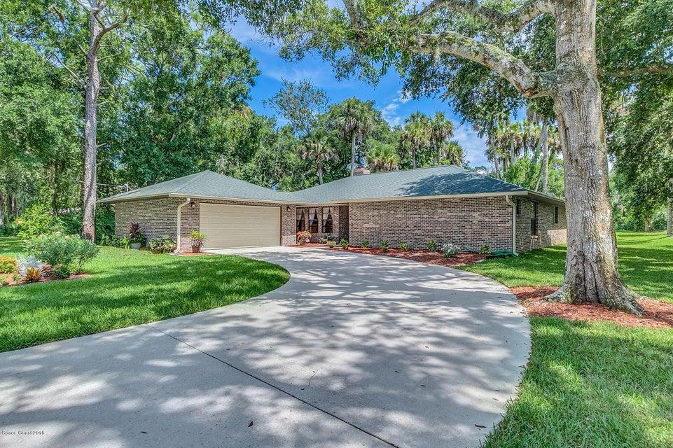獨棟家庭住宅 為 出售 在 5435 Crane 5435 Crane West Melbourne, 佛羅里達州 32904 美國