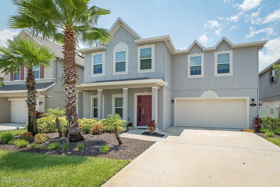 獨棟家庭住宅 為 出售 在 1726 Litchfield 1726 Litchfield West Melbourne, 佛羅里達州 32904 美國