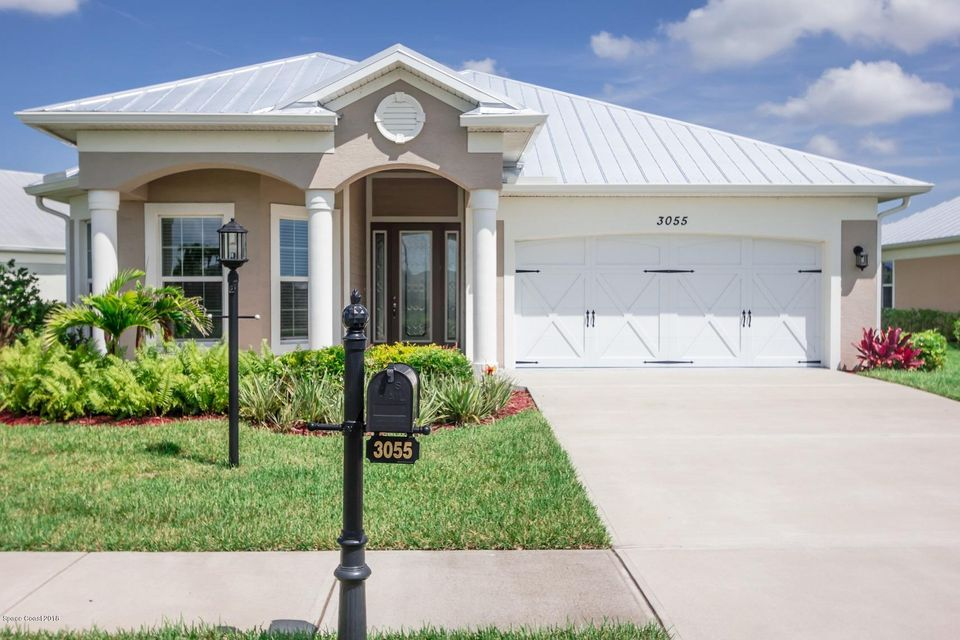 Single Family Home for Rent at 7536 Rhythmic 7536 Rhythmic Viera, Florida 32940 United States