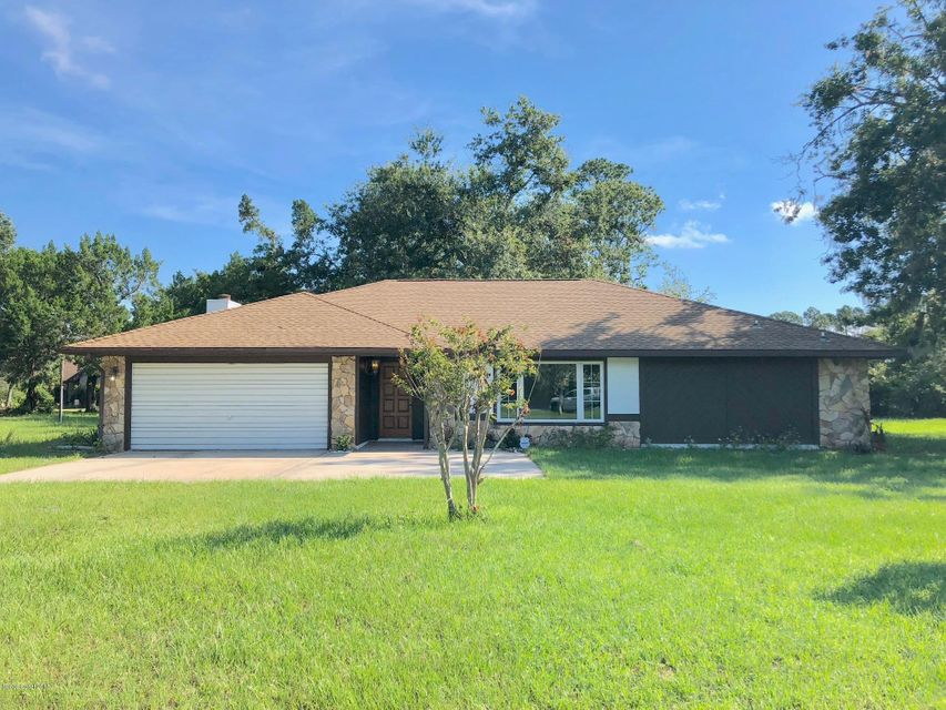 Single Family Home for Sale at 3810 Quail Haven 3810 Quail Haven Mims, Florida 32754 United States