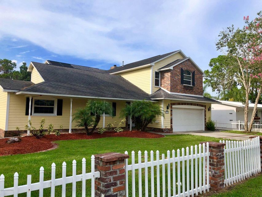 Single Family Home for Rent at 390 Nora 390 Nora Merritt Island, Florida 32952 United States