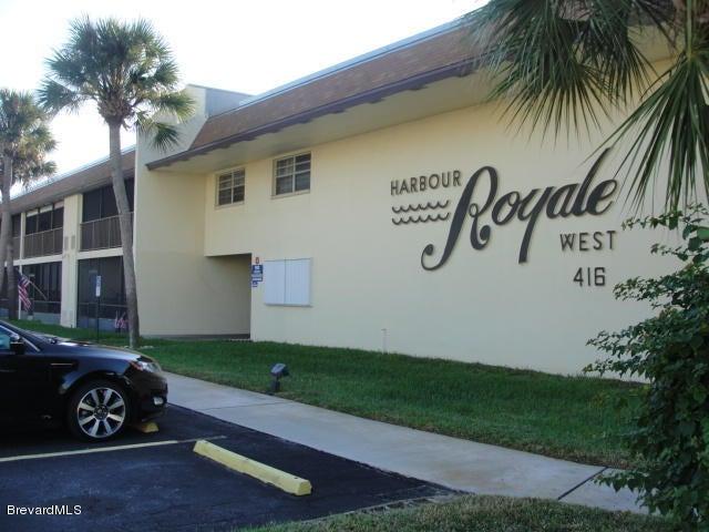 Eensgezinswoning voor Huren op 416 School 416 School Indian Harbour Beach, Florida 32937 Verenigde Staten
