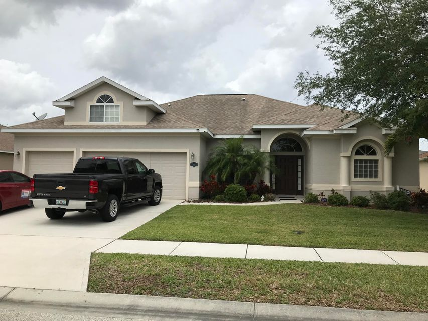 Single Family Home for Rent at 464 Hiking 464 Hiking West Melbourne, Florida 32904 United States