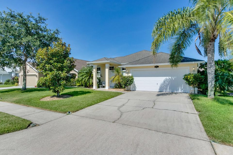 Single Family Home for Rent at 1135 Sedgewood 1135 Sedgewood West Melbourne, Florida 32904 United States