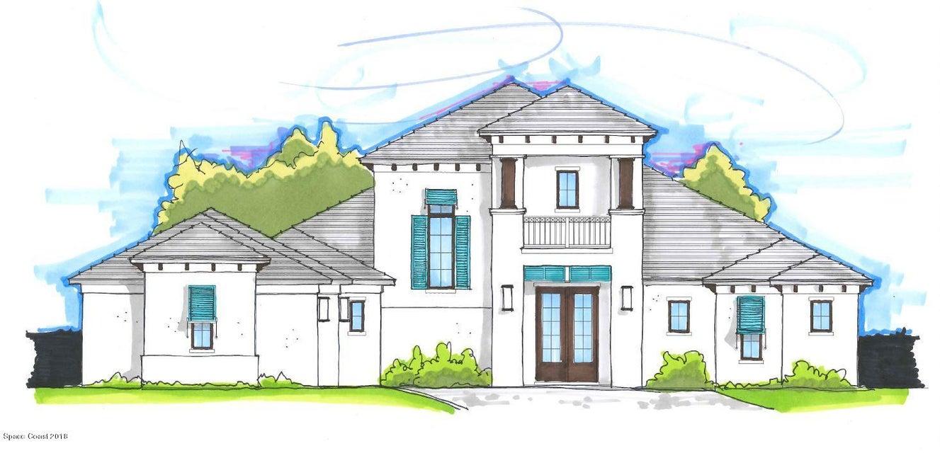 Single Family Homes per Vendita alle ore 400 Hammock Shore Melbourne Beach, Florida 32951 Stati Uniti