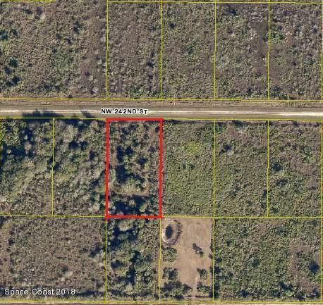 Land for Sale at 18824 NW 242nd 18824 NW 242nd Okeechobee, Florida 34972 United States