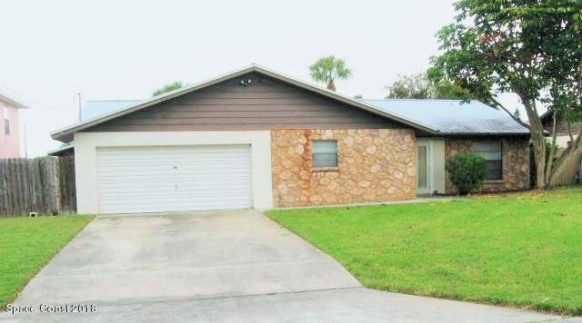 独户住宅 为 出租 在 1095 Audubon 1095 Audubon 梅里特岛, 佛罗里达州 32953 美国