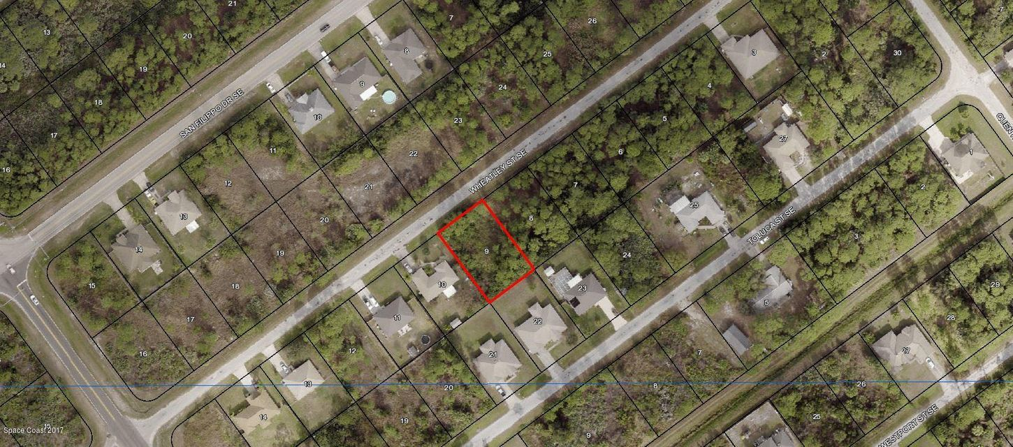 Land for Sale at 942 Wheatley Palm Bay, Florida 32909 United States