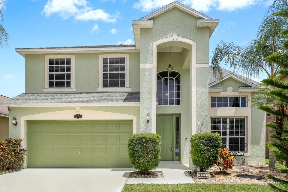 獨棟家庭住宅 為 出售 在 155 Sedgewood 155 Sedgewood West Melbourne, 佛羅里達州 32904 美國