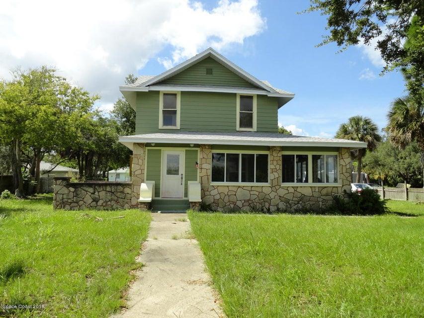 Einfamilienhaus für Verkauf beim 4340 S Washington 4340 S Washington Titusville, Florida 32780 Vereinigte Staaten