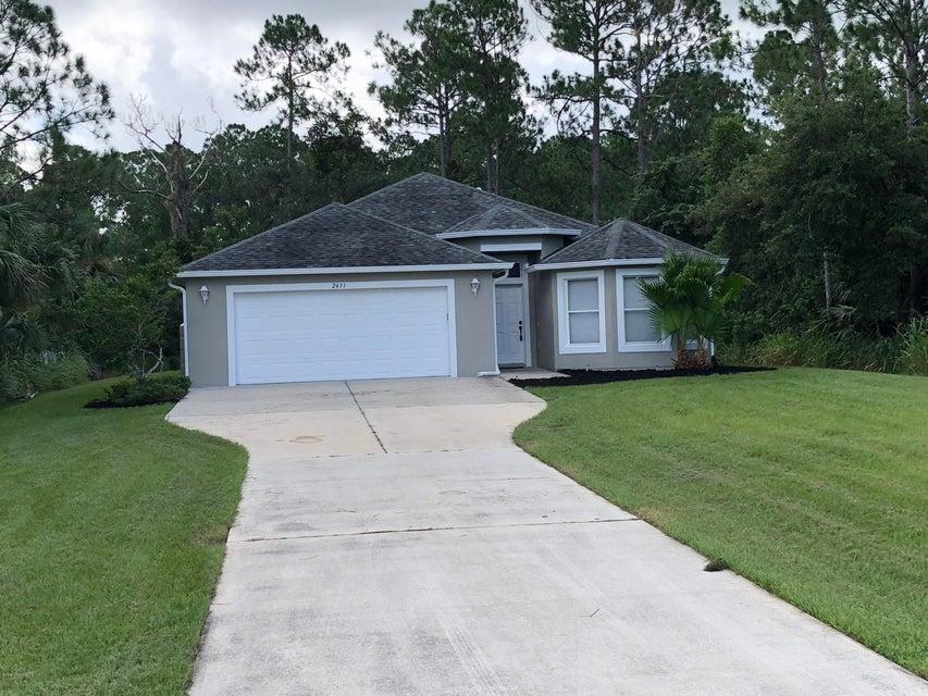 Casa Unifamiliar por un Venta en 2431 Sweetwater 2431 Sweetwater Mims, Florida 32754 Estados Unidos