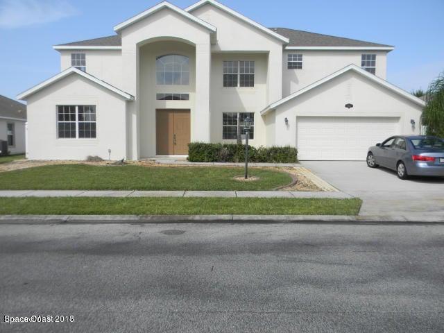 Einfamilienhaus für Mieten beim 4669 Chastain 4669 Chastain Melbourne, Florida 32940 Vereinigte Staaten