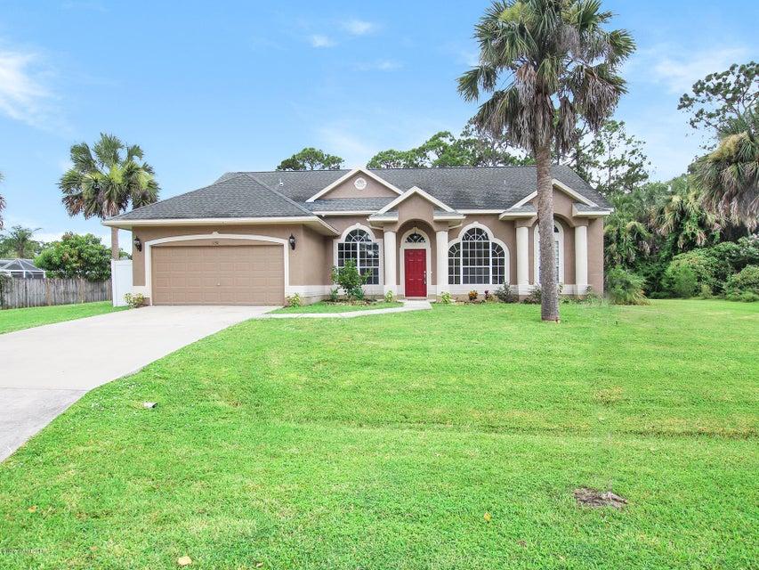 Maison unifamiliale pour l à louer à 1130 Mina 1130 Mina Palm Bay, Florida 32907 États-Unis