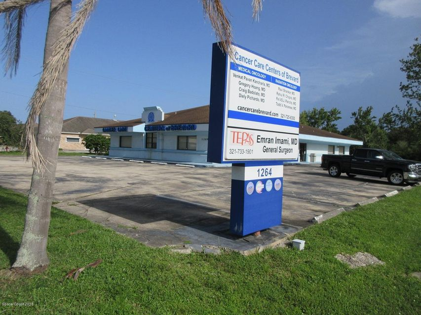 Commercial for Rent at 1264 Malabar 1264 Malabar Palm Bay, Florida 32907 United States