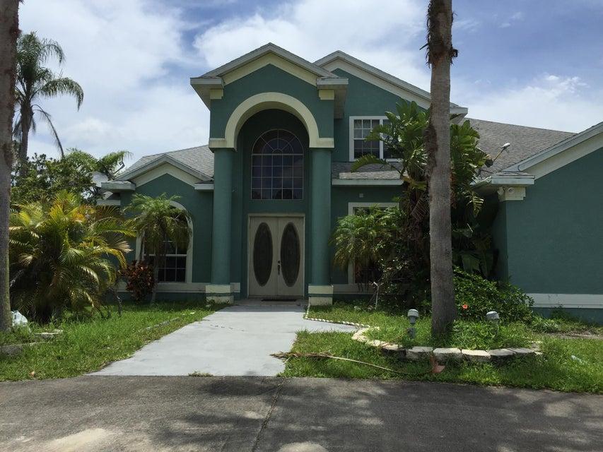 Eensgezinswoning voor Verkoop op 2835 Hard Way 2835 Hard Way Malabar, Florida 32950 Verenigde Staten