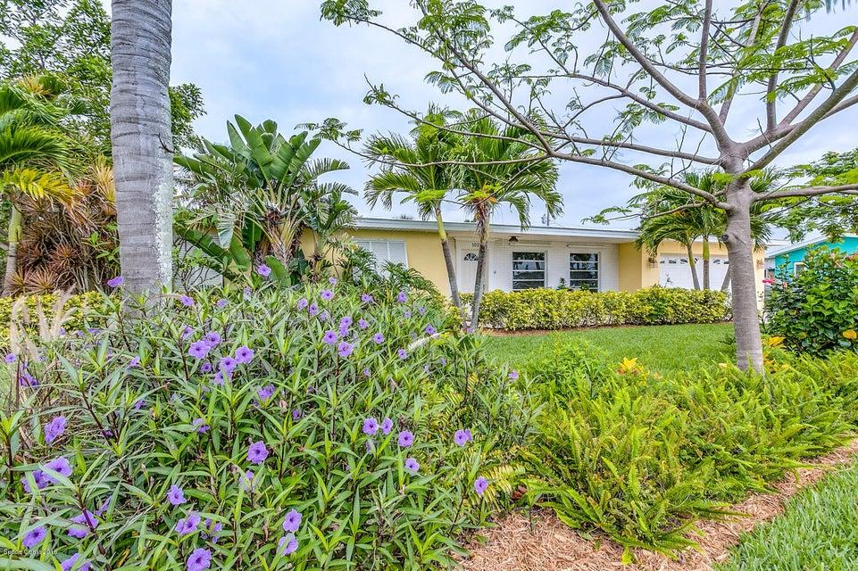 独户住宅 为 出租 在 102 Mayaca 102 Mayaca Indian Harbour Beach, 佛罗里达州 32937 美国