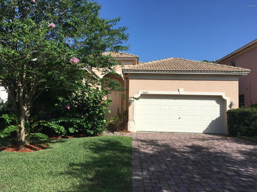 House for Rent at 5643 Sunberry 5643 Sunberry Fort Pierce, Florida 34946 United States