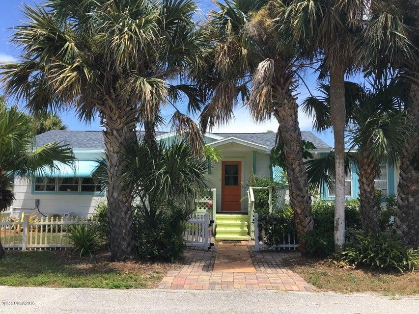 Tek Ailelik Ev için Kiralama at 149 Atlantic 149 Atlantic Indialantic, Florida 32903 Amerika Birleşik Devletleri