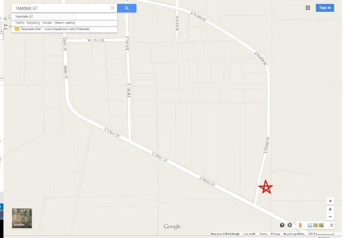 3 19 Acres Teasdale Loa Utah 84747 Land For Sale