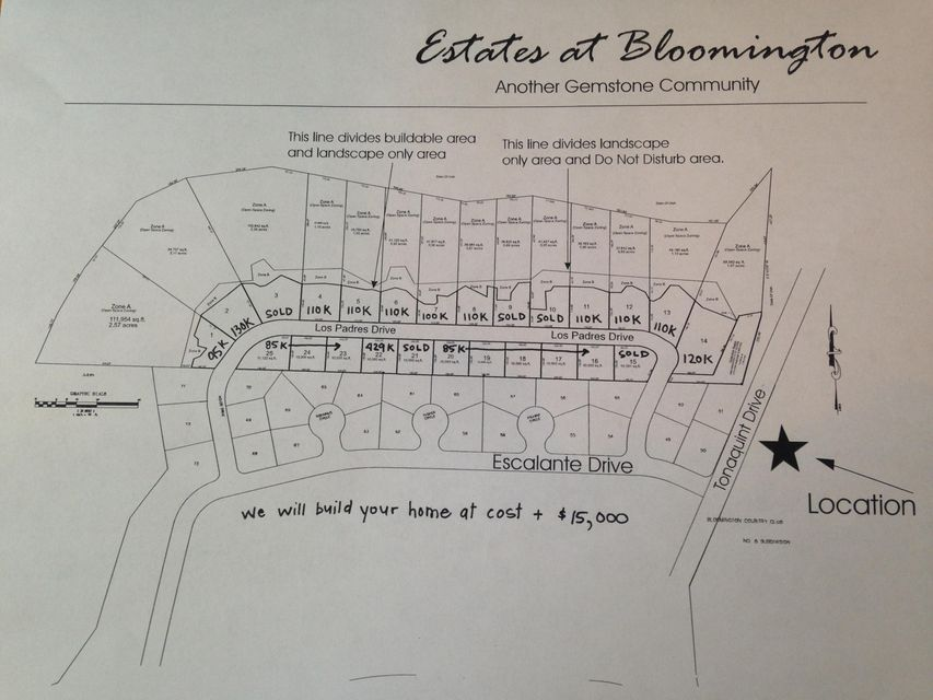 Additional photo for property listing at 1148 Kolob Drive 1148 Kolob Drive St. George, Юта 84790 Соединенные Штаты