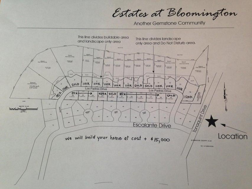 Additional photo for property listing at 1095 Kolob Drive 1095 Kolob Drive St. George, Utah 84790 Estados Unidos