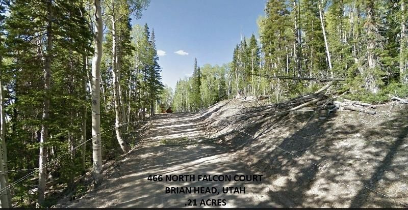 Land for Sale at 466 FALCON Court 466 FALCON Court Brian Head, Utah 84719 United States