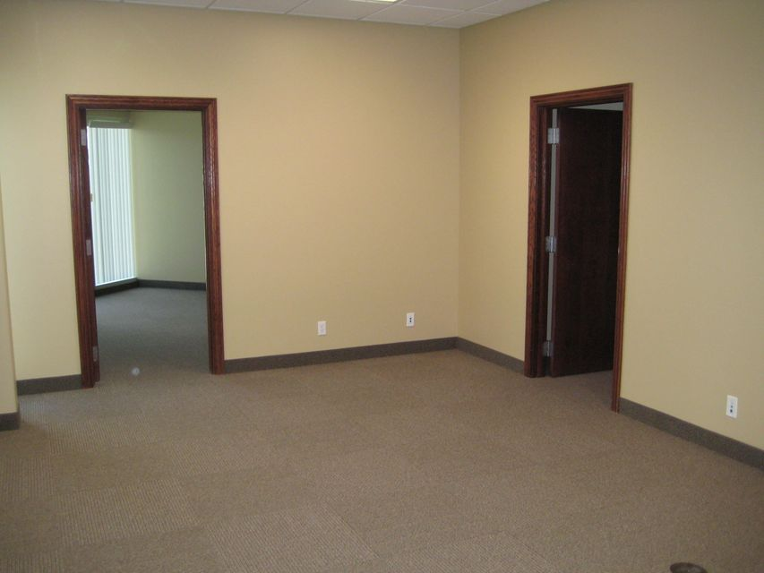 Great office space on River Rd. 2 private offices, and break/copy room. All new carpet and paint. 2nd level with elevator access.  Lots of windows, good location in building.