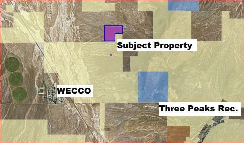 土地,用地 为 销售 在 165 Acres Near WECCO/Three Peaks 165 Acres Near WECCO/Three Peaks Cedar City, 犹他州 84721 美国