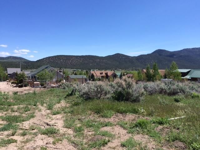 Just under 1/2 acre in Aspen Meadows Subdivision in Pine Valley. Views!