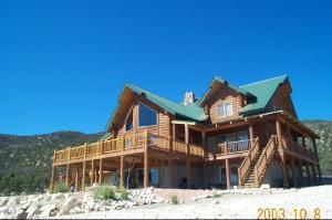 Maison unifamiliale pour l Vente à 880 Acres Blue Mountain 880 Acres Blue Mountain Minersville, Utah 84752 États-Unis