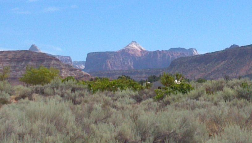 Terrain pour l Vente à 160 Acres 160 Acres Virgin, Utah 84779 États-Unis