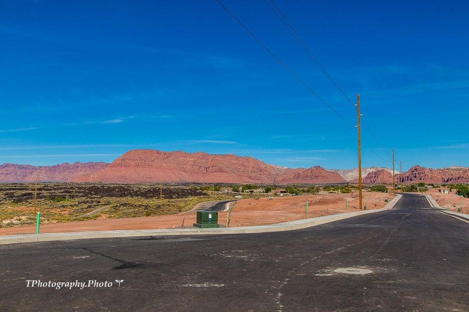 Terrain pour l Vente à Desert Heights Drive Desert Heights Drive Santa Clara, Utah 84765 États-Unis