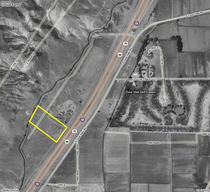 Property is Zoned for Industrial and Manufacturing. 5X10 sign on property. Water & Power available on property & septic tank is required. OWNER/AGENT