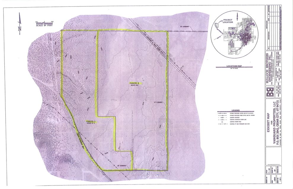 Land for Sale at 1600-2400 Iron Springs Road 1600-2400 Iron Springs Road Cedar City, Utah 84721 United States