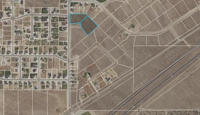 Terrain pour l Vente à 2223 Sunset Place 2223 Sunset Place Enoch, Utah 84721 États-Unis