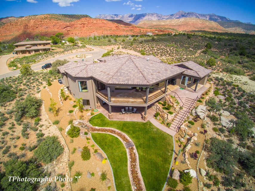Casa Unifamiliar por un Venta en 660 High Desert Road 660 High Desert Road Leeds, Utah 84746 Estados Unidos