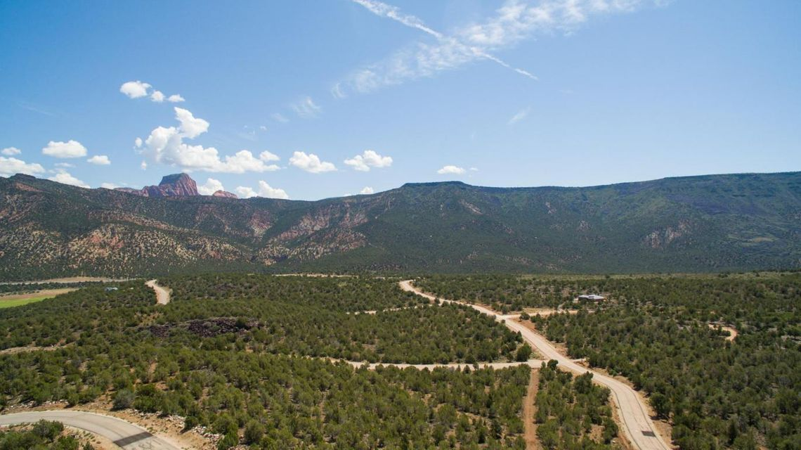 Terrain pour l Vente à Lot 386 Kolob Ranch Lot 386 Kolob Ranch New Harmony, Utah 84757 États-Unis