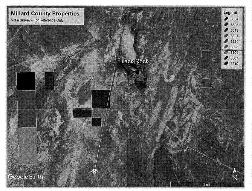 Земля для того Продажа на Black Rock UT-257 Black Rock UT-257 Fillmore, Юта 84631 Соединенные Штаты