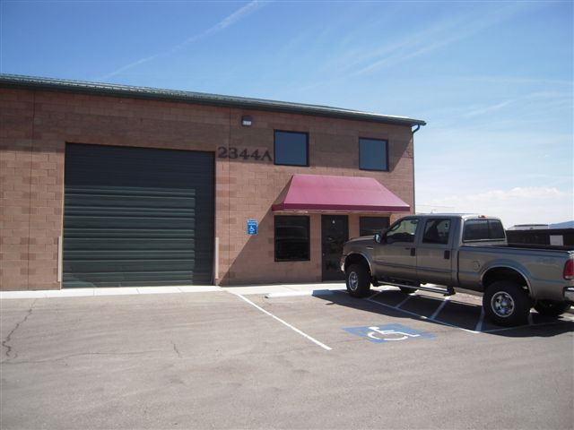 Additional photo for property listing at Industry Way Unit #4 Industry Way Unit #4 Cedar City, Utah 84721 United States