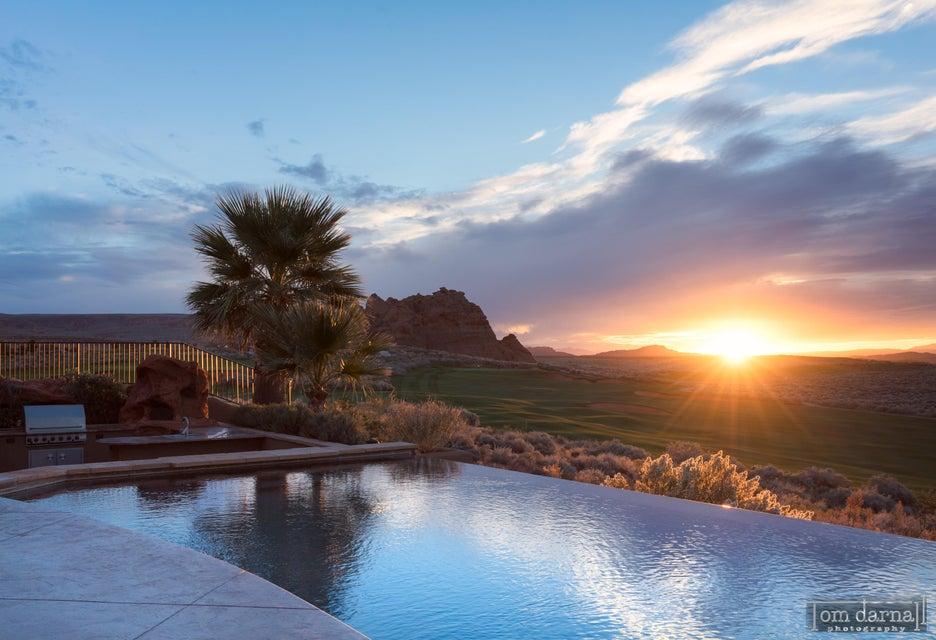 Casa Unifamiliar por un Venta en 5500 Sand Ridge 5500 Sand Ridge Hurricane, Utah 84737 Estados Unidos