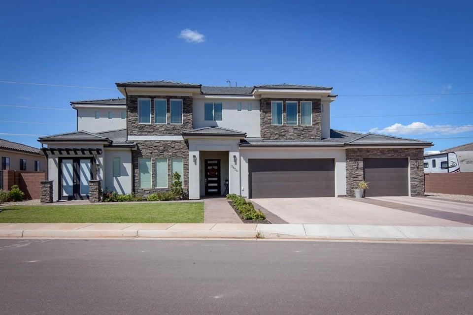 Casa Unifamiliar por un Venta en 3806 2640 E Street 3806 2640 E Street St. George, Utah 84790 Estados Unidos