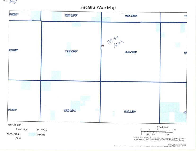 Additional photo for property listing at 39.37 acre T34S R16W 39.37 acre T34S R16W Beryl, Utah 84714 United States