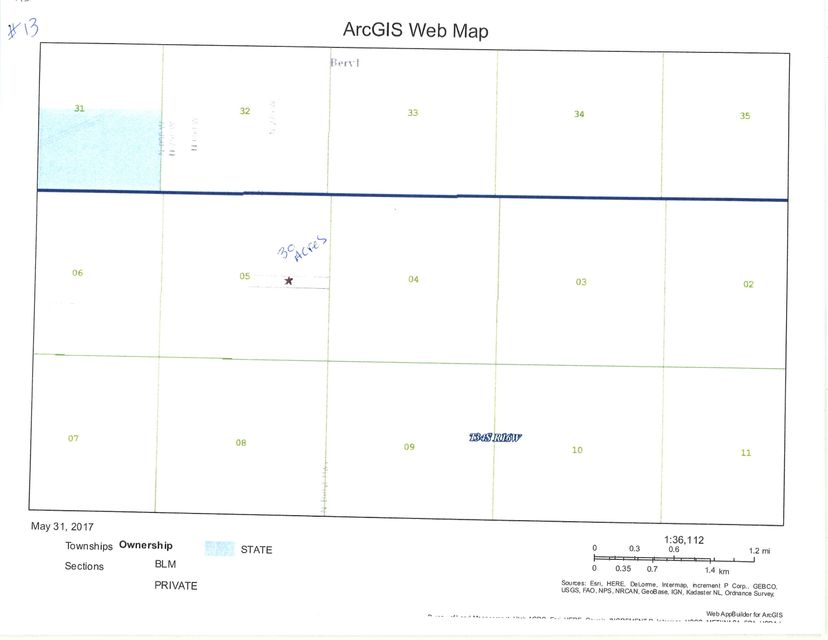Additional photo for property listing at 30 acre T34S R16W 30 acre T34S R16W Beryl, 犹他州 84714 美国